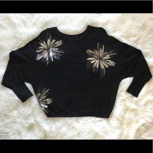 ❤️ ❤️Glamorous INC Black fancy Sweater